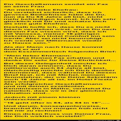 ein-Gesc�ftsmann-sendet-ein-Fax....jpg von Edith